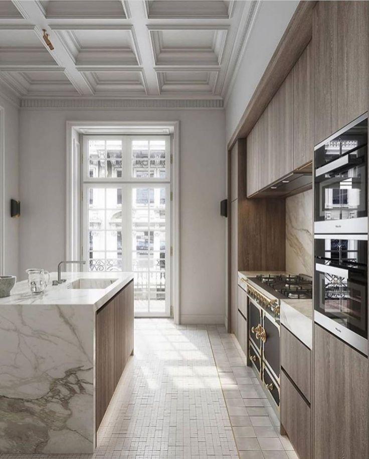 erinn v design group on instagram a pristine kitchen by goriyoon architecture it is in on l kitchen interior modern id=15471