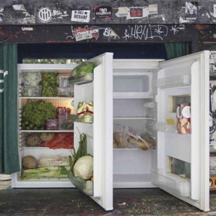 Foodsharing: Public Fridges Worldwide