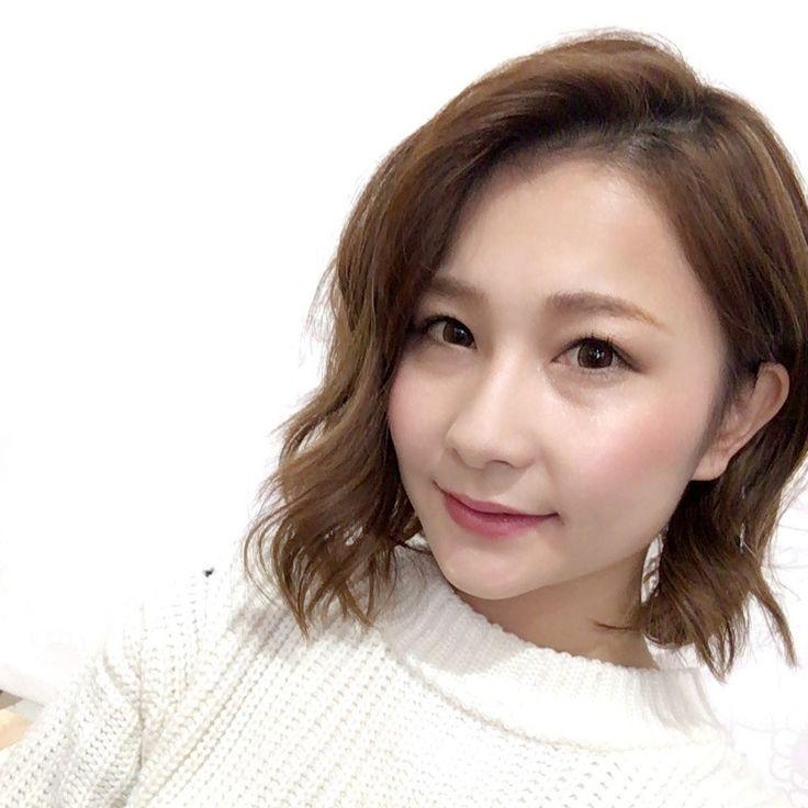 鼻下チークで美人顔に近付ける!! | MAQUIA ONLINE(マキアオンライン) 前髪が短くても《かきあげ前髪》は作れる♡
