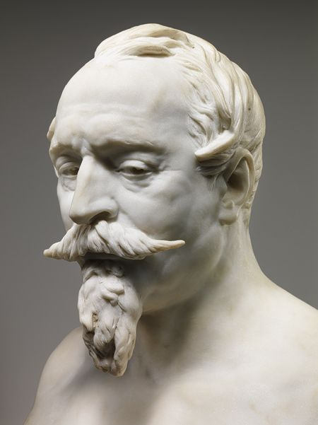 Jean-Baptiste Carpeaux: Bust of Napoleon III (1974.297) | Heilbrunn Timeline of Art History | The Metropolitan Museum of Art