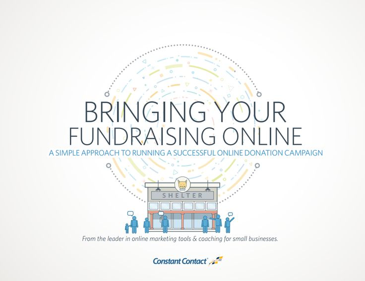 how to get more donations online