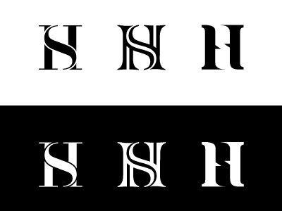 SH monogram by Peter Vasvari
