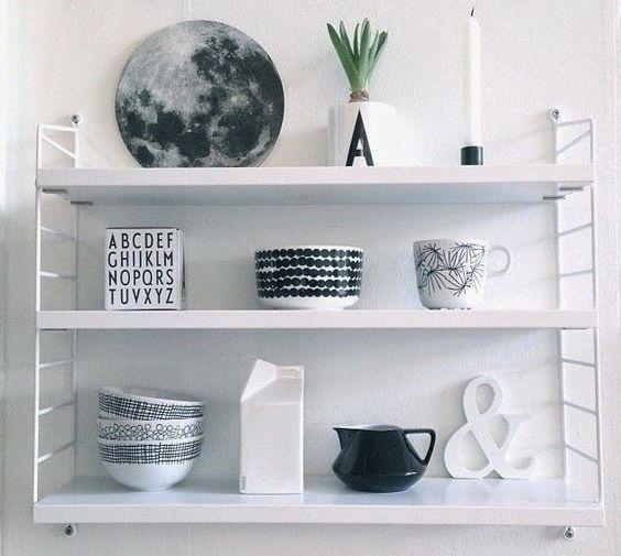 #bol #Marimekko #design #artdelatable #étagère #stringfurniture #designletters #mug #seletti #assiette #tasse #blackandwhite #noiretblanc #déco #décoration #intérieur
