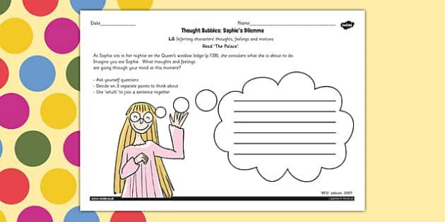Writing an Autobiographical Poem Worksheet
