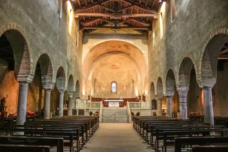 Basilica SS. Pietro e Paolo (Agliate), #romanico