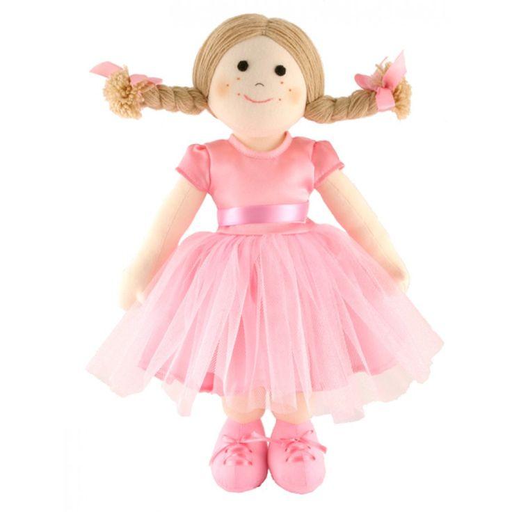 Imajo Ballerina Rag Doll