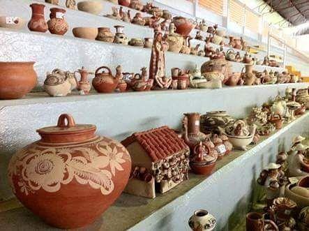 Que recuerdo te llevaras de los Hidalguenses éstas vacaciones?  El talento que poseen los artistas alfareros de la Huasteca Hidalguense. #Orgullohidalguense #Huasteca