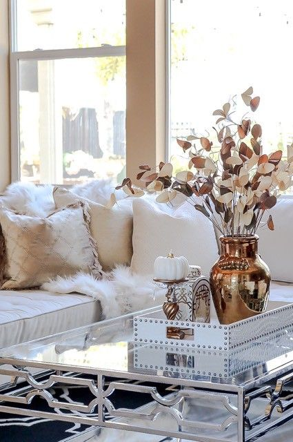 542 best happy decorating images on pinterest for Home goods fall decorations