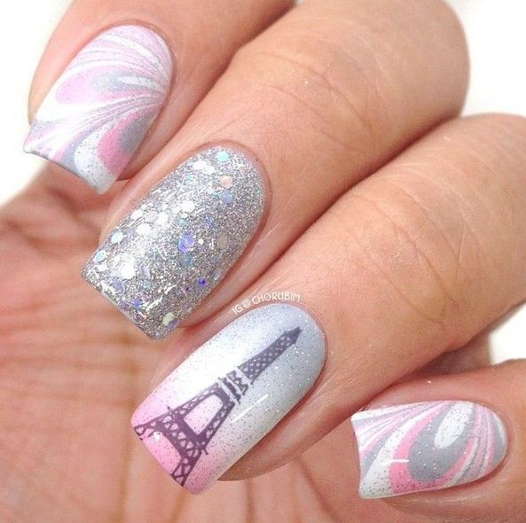 simple and very useful nail art hacks really cool - Little Girl Nail Design Ideas
