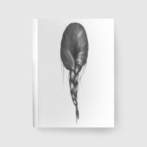 Rambut Kepang dari Tees.co.id oleh Nothing Found