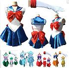 Red Green Cosplay Sailor Moon Mercury Costume Uniform Fancy DressGloves  - http://cheapcosplay.com/cosplay-costumes/sailor-cosplay