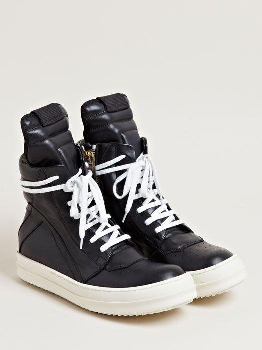 Rick Owens Women's Geobasket Sneakers