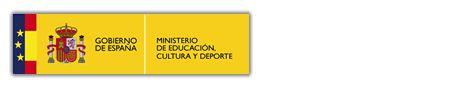 Ministerio de Educación, Cultura y Deporte - Gobierno de España Abre en ventana nueva