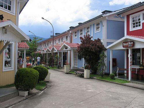 Finnish town of Penedo in Southern Brazil.