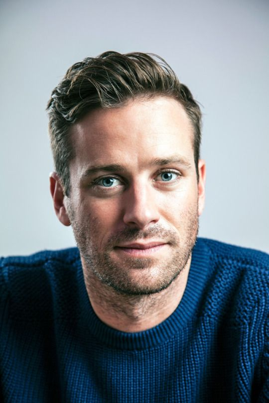 Armie Hammer r by Andy Parsons for Time Out