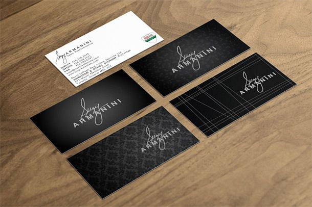15 cool real estate agent business cards 6 marketing for Realty business cards