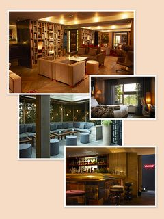 L'hôtel Armani à Milan