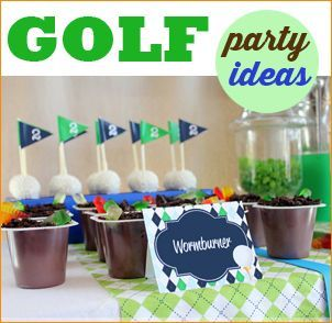 96 best Golf Inspired Food and Drink images on Pinterest Golf