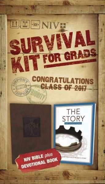 Survival Kit for Grads: New International Version