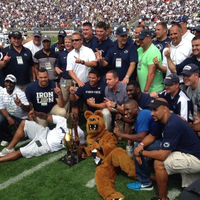 1994 team honored at game today 9/6/2014