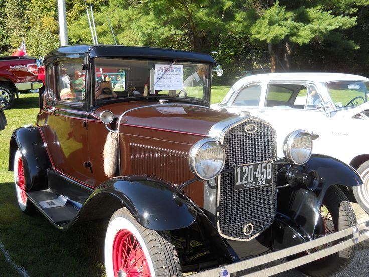 1931 Ford Model A Car