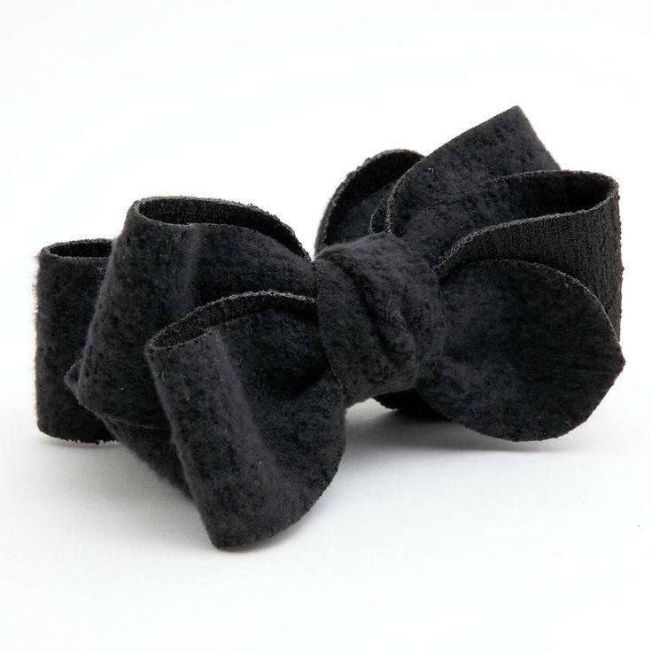 Handmade Multii Bow Fall/Winter Fabric Banana Hair Clip  #Handmade