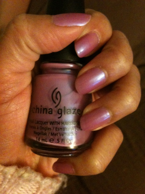 China glaze- Tantalize me