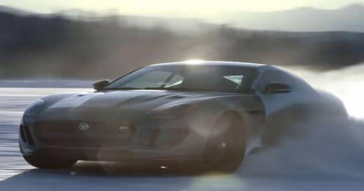 H Jaguar F-type τα βάζει με υποβρύχια, άρματα κι ελικόπτερα! (βίντεο)