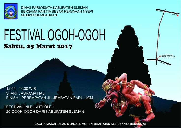 Ogoh-Ogoh Festival 25 March 2017. There are many of these in the days leading up to Nyepi, Balinese New Year on Tuesday 28 March 2017
