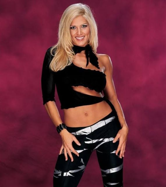 Beautiful Women of Wrestling: Former WWE Diva Torrie Wilson