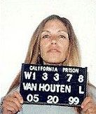 Leslie Van Houten the youngest woman ever sentenced to death in California