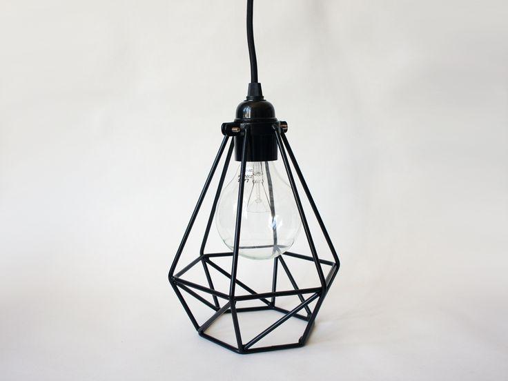 Image of Black Diamond Cage Light & 15 best Diamond Cage light images on Pinterest | Cage light Black ... azcodes.com