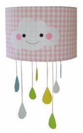 Kinderlamp wolkje