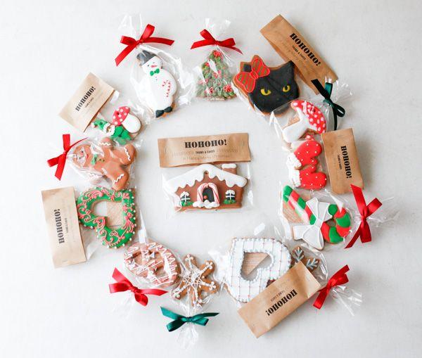 今年もTHUMB AND CAKESのクリスマスアイシングクッキーが入荷いたしました!ギフトにもオススメの美味しくて可愛いクッキーです。 ...