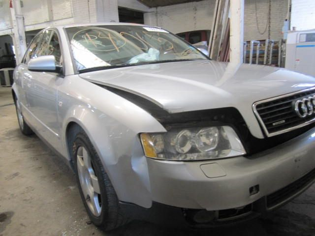 Parting out 2002 Audi A4 – Stock # 140153 « Tom's Foreign Auto Parts – Quality Used Auto Parts