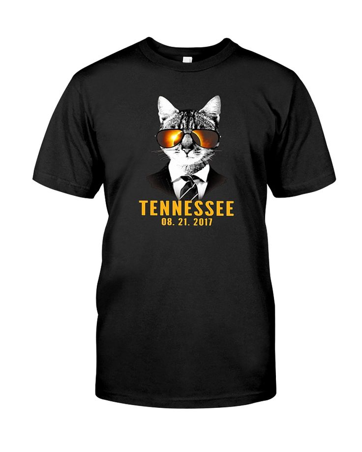 CHECK OUT OTHER AWESOME DESIGNS HERE!  Tennessee solar eclipse t Shirts, Tennessee total solar eclipse august 2017 shirt, August 21 2017, total solar eclipse Tennessee 2017, total solar eclipse Shirt, Get out your solar eclipse glasses and you're ready for an eclipse party  If you live in Oregon, Idaho, Wyoming, Nebraska, Missouri, Kansas, Kentucky, Tennessee, South Carolina where the solar eclipse will take place this August this is the perfect tee shirt for you.
