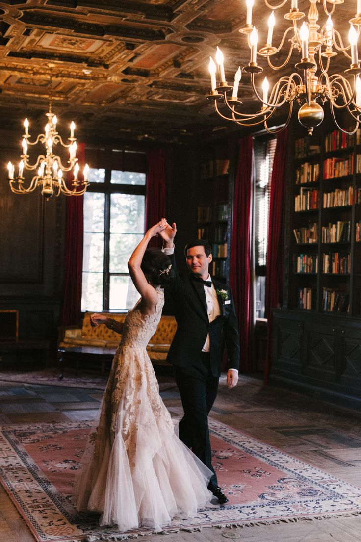 """Not only isJudy Paktaking over our Instagram account today, but she's sharing thiswedding best described by the bride as """"old world vintage romance."""" Set at the ever-charmingAlder Manor, it strikes the perfect balance of moody romance, and features steal-worthy moments like the bride's hair byFace Time Beautyand a three-tier confectionfrom our friends atSweet Grace. Peek […]"""