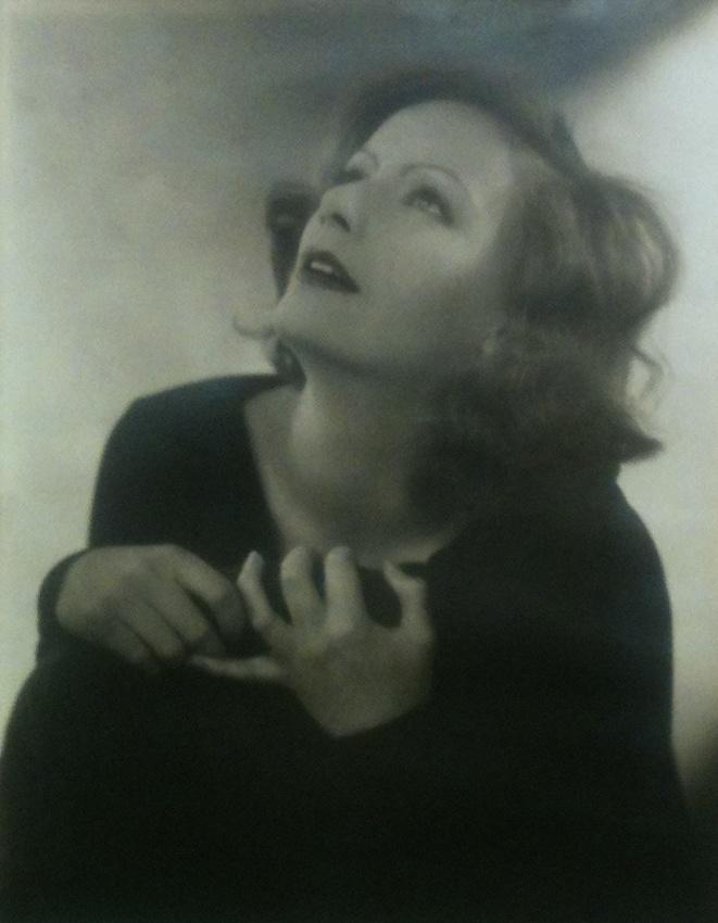 Edward Steichen Greta Garbo Vanity Fair 1928