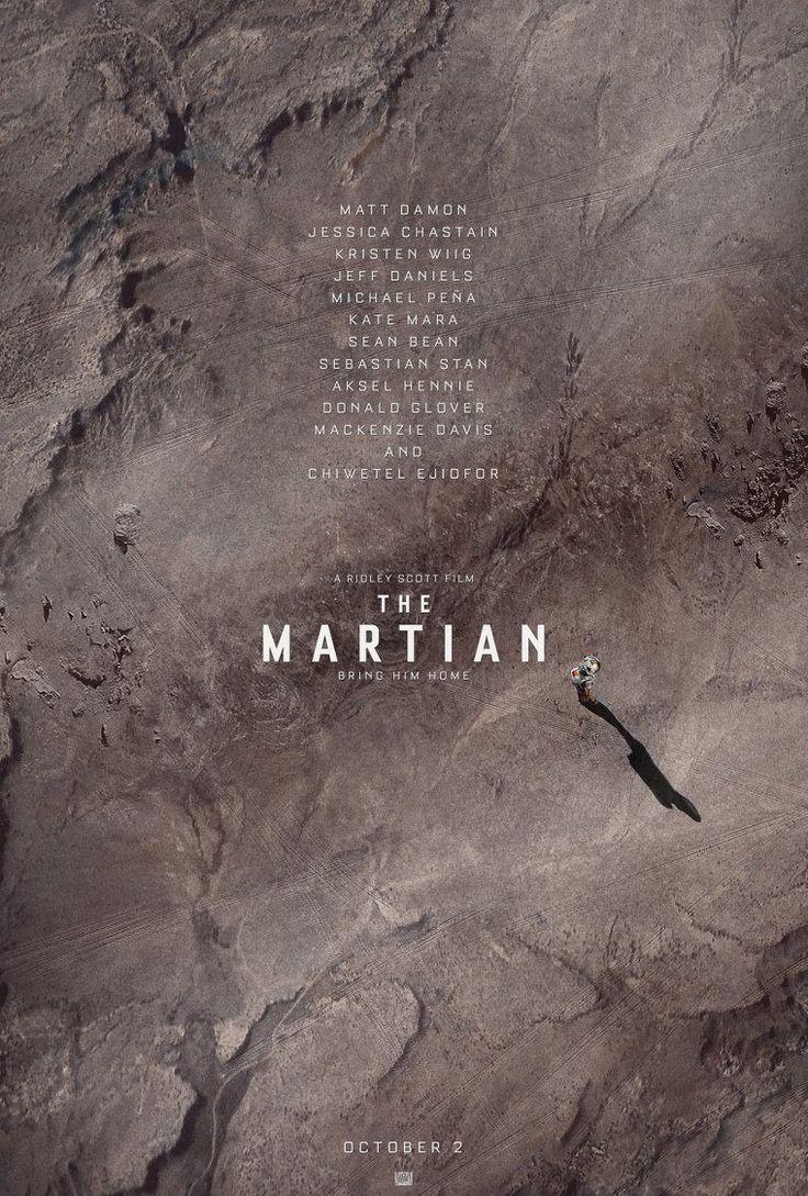 Марсианин (The Martian), постер № 5