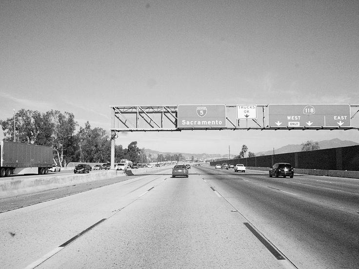 L.A.-S.F. California 2012.