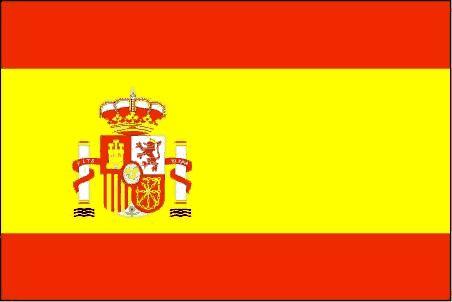 Spanje richtte rond 1540 twee onderkoningrijken op.