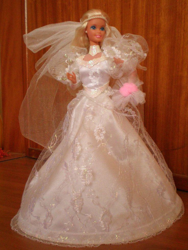 Barbie Bride Wedding Dress 1989 Pedro Flickr 1