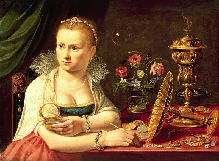 Peeters Clara  Vanitas-1613