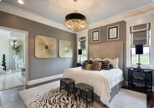 Animal Bedroom Decor