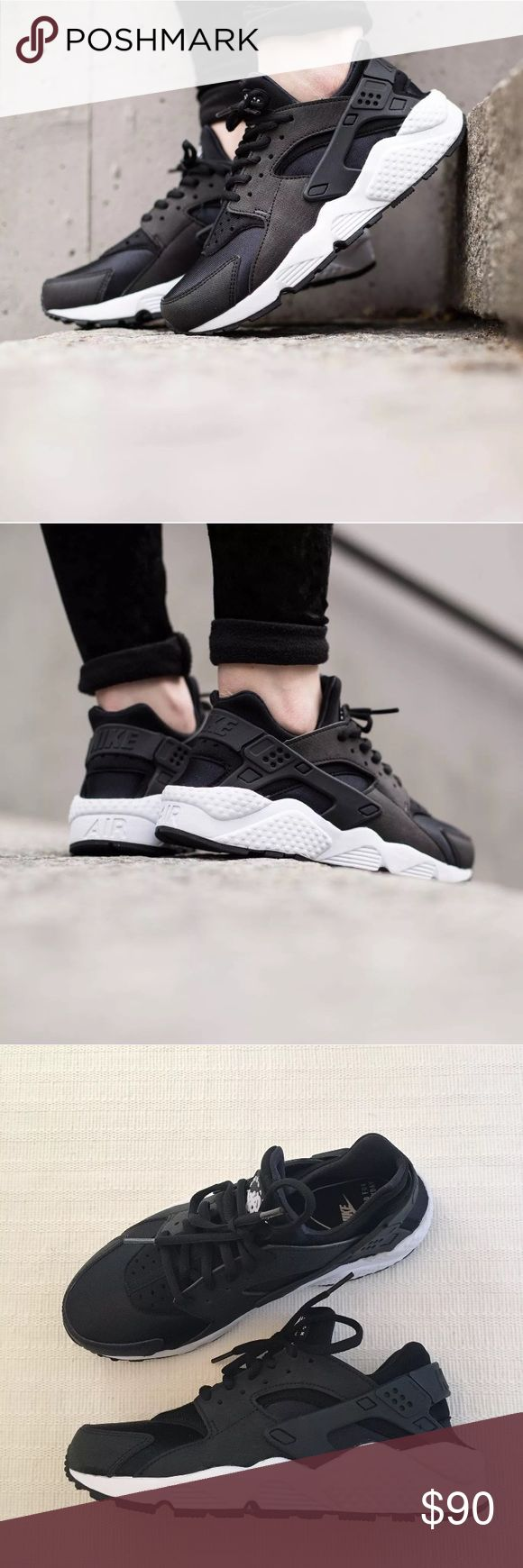 Women's Nike Huarache Run Running Shoes Women's Nike Huarache Run Running Shoes is the perfect sneaker for your everyday activities. Style/Color: 634835-006  • Women's size 7  • NEW in box (no lid) • No trades •100% authentic Nike Shoes Sneakers