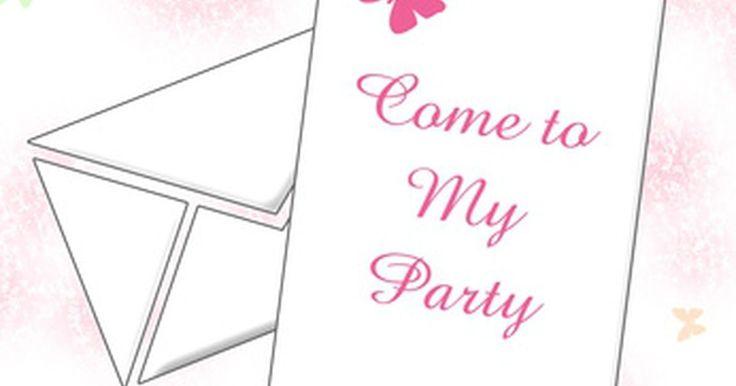 Cómo crear tus propias tarjetas de invitación gratis. Los creadores de invitaciones en línea te permiten hacer gratuitamente tus tarjetas de invitación, que puedes imprimir o enviar por e-mail. Utilizando un creador gratuito de tarjetas en la red puedes ahorrar dinero y darle un toque personal a tus invitaciones. La mayoría de los creadores de tarjetas de invitación tienen opciones adecuadas para ...