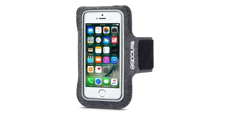 The Incase Sports Armband makes for a great training partner for your iPhone. Buy online now at apple.com.