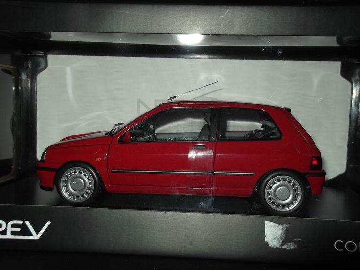 Trouvé sur #eBay ! RENAULT  CLIO  16S  NOREV    1/18   RENAULT  CLIO  16S   NOREV     échelle  1/18 neuve  dans  sa  boite  d'origine   http://www.ebay.fr/itm/RENAULT-CLIO-16S-NOREV-1-18-/151891099193?roken=cUgayN via @eBay_France