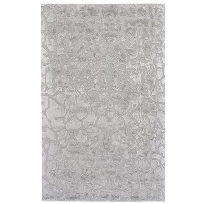 Feizy Rugs Malawi Hand-Tufted Alloy Area Rug Rug Size: Rectangle