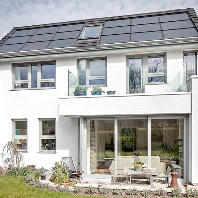 JMA Lang Lane private house reaches 10,000kWh produced. #15poundhouse #sustainable #PV #ecohouse
